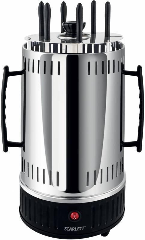 Шашлычница электрическая Scarlett SC-KG22601 черный (SC - KG22601) - фото 1