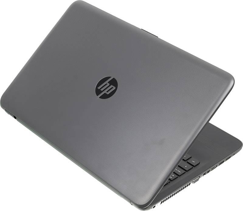 "Ноутбук 15.6"" HP 250 G5 серый - фото 2"