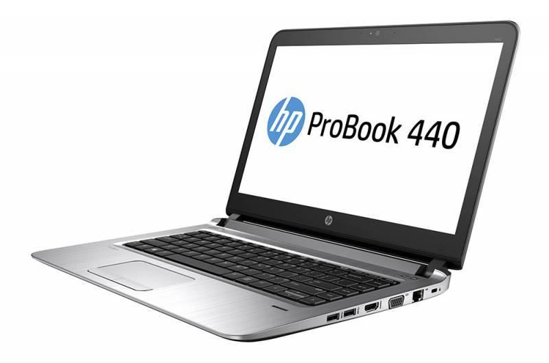 """Ноутбук 14"""" HP ProBook 440 G3 черный - фото 3"""