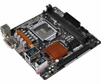 Материнская плата Soc-1151 Asrock H110M-ITX mini-ITX