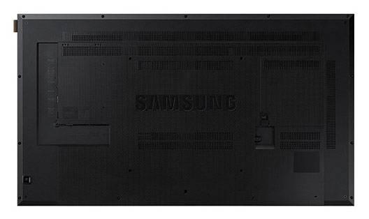 """Профессиональная LCD панель 55"""" Samsung UE55D черный - фото 3"""