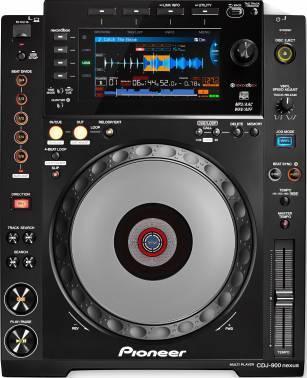 ��������� ����� Pioneer CDJ-900NXS