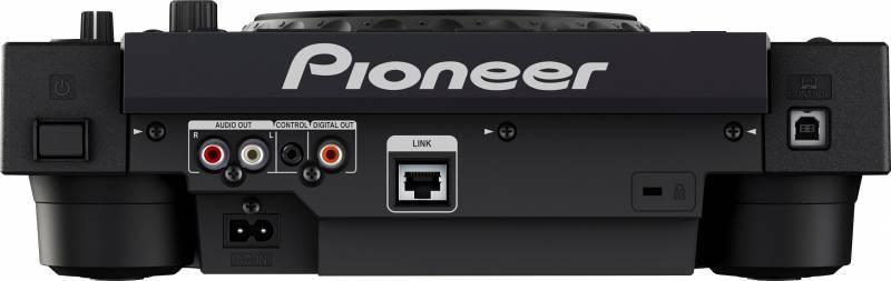 Микшерный пульт Pioneer CDJ-900NXS - фото 3
