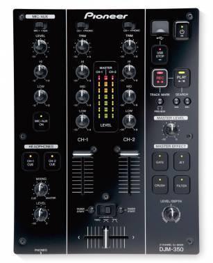 Микшерный пульт Pioneer DJM-350