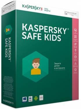 ПО Kaspersky Safe Kids Russian Ed 1 устройство 1 год Base Box (KL1962RBAFS)