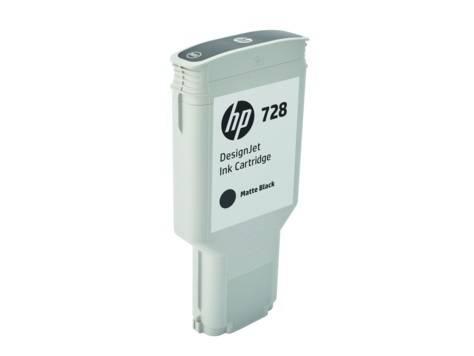 Картридж струйный HP 728 F9J68A черный матовый - фото 1