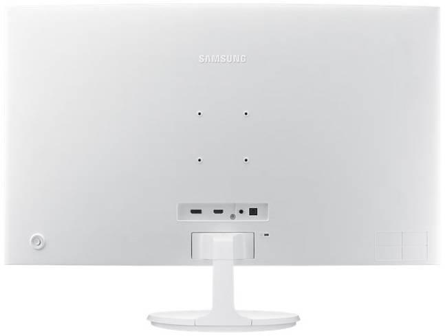 "Монитор 31.5"" Samsung C32F391FWI белый - фото 3"