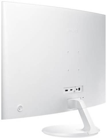 "Монитор 31.5"" Samsung C32F391FWI белый - фото 6"