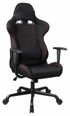 Кресло игровое Бюрократ 771 / BLACK+BL черный