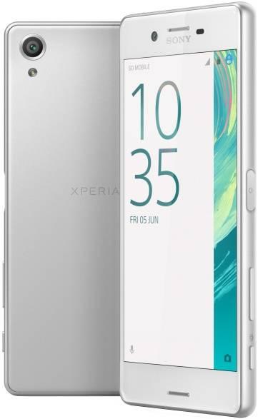 Смартфон Sony Xperia X 32ГБ белый - фото 1