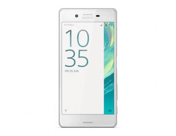 Смартфон Sony Xperia X 32ГБ белый - фото 2
