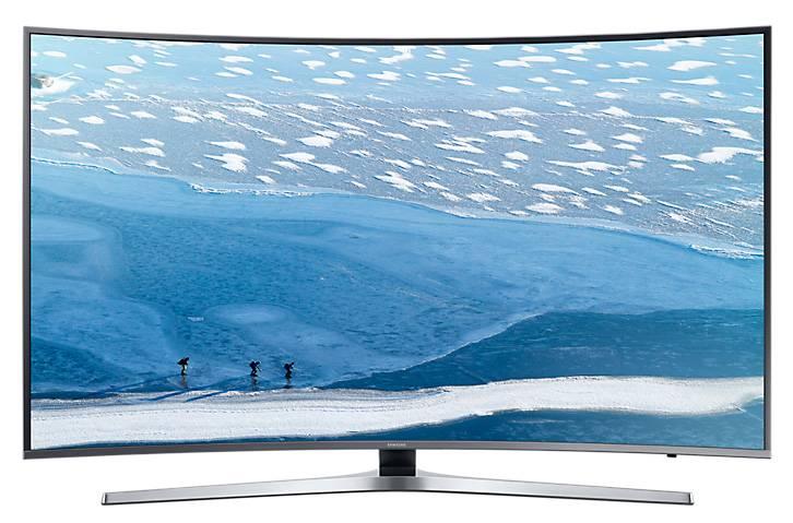 """Телевизор LED 49"""" Samsung UE49KU6650UXRU титан - фото 1"""