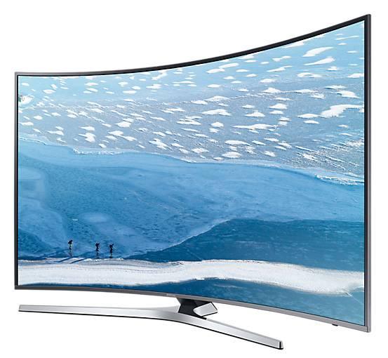"""Телевизор LED 49"""" Samsung UE49KU6650UXRU титан - фото 2"""