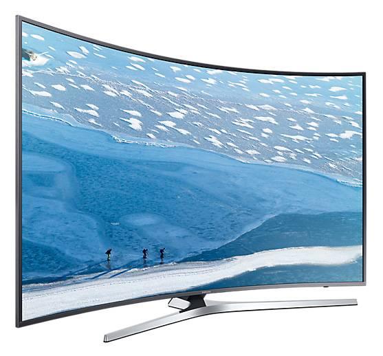 """Телевизор LED 49"""" Samsung UE49KU6650UXRU титан - фото 3"""