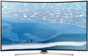 Телевизор LED 55 Samsung UE55KU6300UXRU черный