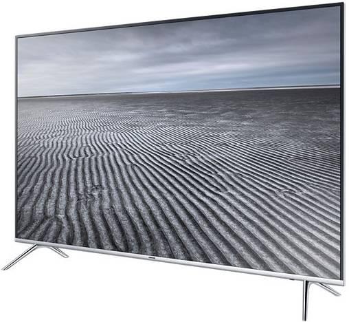 "Телевизор LED 60"" Samsung UE60KS7000UXRU серебристый - фото 2"