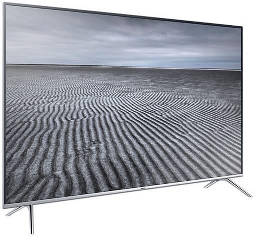 "Телевизор LED 60"" Samsung UE60KS7000UXRU серебристый - фото 3"