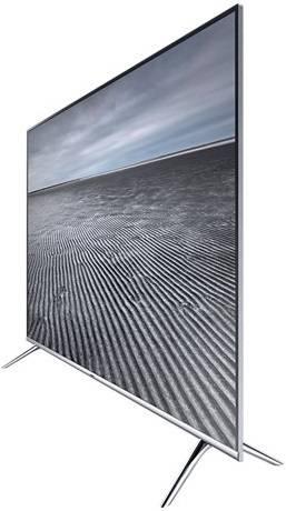 "Телевизор LED 60"" Samsung UE60KS7000UXRU серебристый - фото 5"