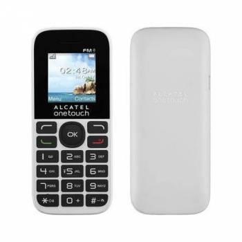 Мобильный телефон Alcatel 1016D белый (1016D-3BALRU1)