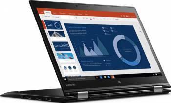 Трансформер Lenovo ThinkPad X1 Yoga, процессор Intel Core i5 6200U, оперативная память 8Gb, накопитель SSD 256, видеокарта Intel HD Graphics 520, диагональ 14, 1920x1080, Windows 10 64-bit, черный (20FQS00Y00)