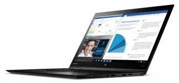 Ноутбук Lenovo ThinkPad X1 Yoga, процессор Intel Core i7 6500U, оперативная память 8Gb, накопитель SSD 256, видеокарта Intel HD Graphics 520, диагональ 14, 2560x1440, Windows 10 64-bit, черный (20FRS0SC00)