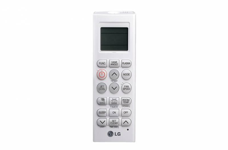 Сплит-система LG S12PMG белый - фото 2