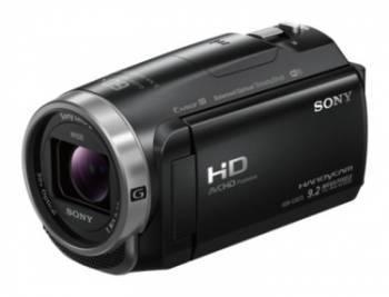 Видеокамера Sony HDR-CX625 черный