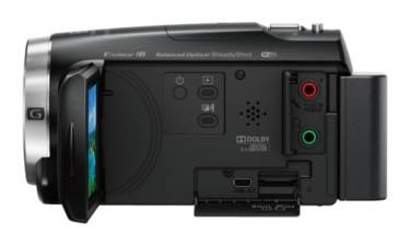 Видеокамера Sony HDR-CX625 черный (HDRCX625B.CEL) - фото 2