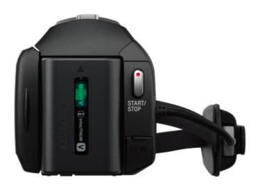 Видеокамера Sony HDR-CX625 черный (HDRCX625B.CEL) - фото 3