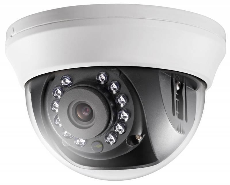 Камера видеонаблюдения Hikvision DS-2CE56C0T-IRMM белый - фото 1
