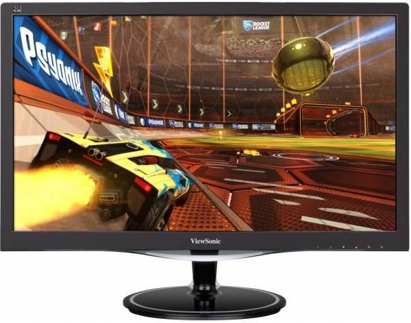 "Монитор 21.5"" ViewSonic VX2257-MHD черный (VS16261) - фото 1"