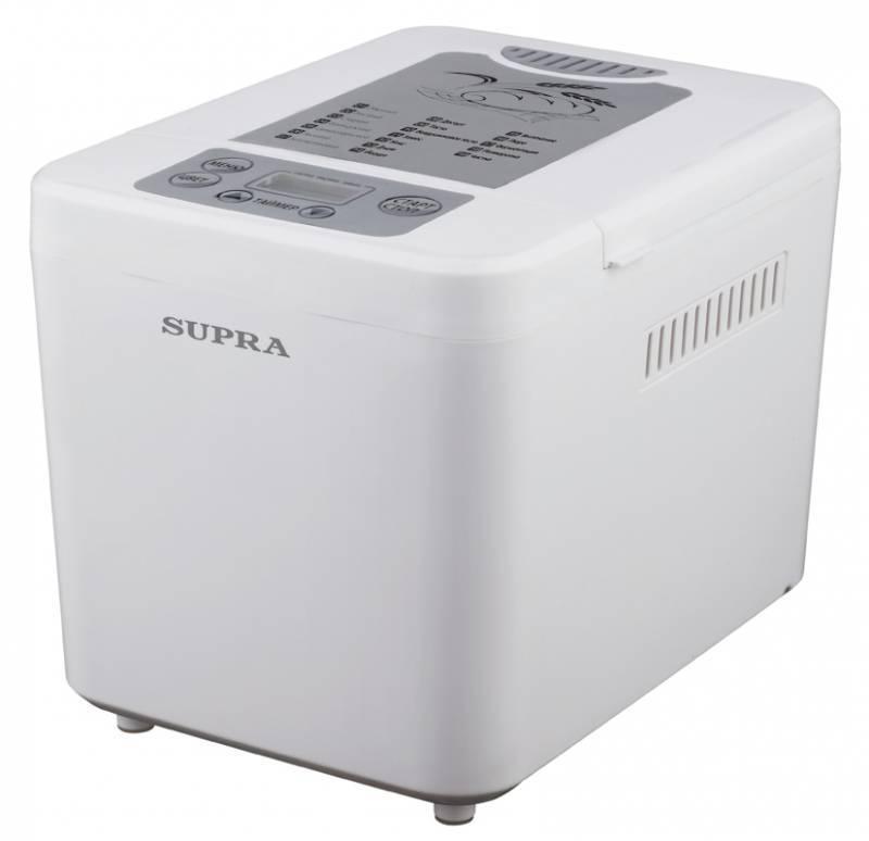 Хлебопечь Supra BMS-151 белый - фото 1