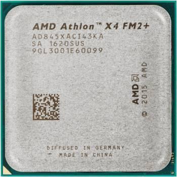Процессор Socket-FM2+ AMD Athlon X4 845 Box