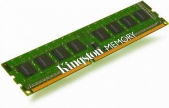 Модуль памяти Kingston KVR16N11S8H/4, объем 1 х 4Gb, форм-фактор DIMM 240-pin, тип памяти DDR3, рабочая частота 1600MHz, тайминги 11-11-11, unbuffered