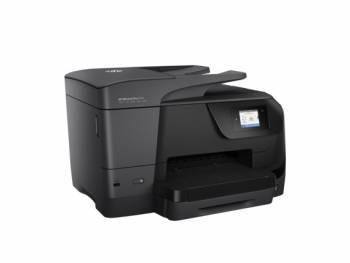 МФУ HP OfficeJet Pro 8710 e-AiO черный