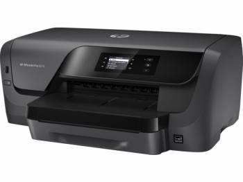 Принтер HP Officejet Pro 8210 черный