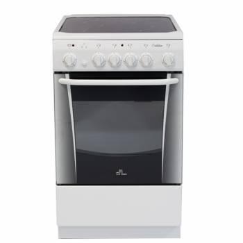Плита электрическая De Luxe 506004.03эс белый