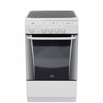 Плита электрическая De Luxe 506004.04эс белый