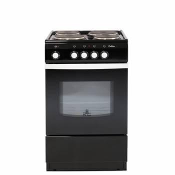 Плита электрическая De Luxe 5004.12э черный