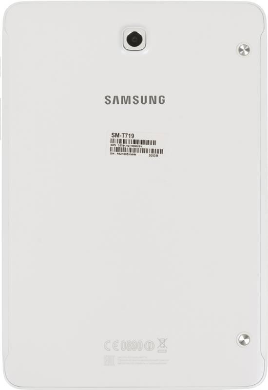 """Планшет 8"""" Samsung Galaxy Tab S2 SM-T719 32ГБ белый (SM-T719NZWESER) - фото 3"""