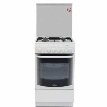 Плита Газовая De Luxe 5040.33г белый