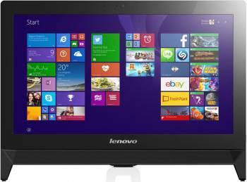 Моноблок Lenovo C20-00 черный, диагональ экрана 19.5, разрешение 1600x900, процессор Intel Celeron J3060 1.6ГГц, оперативная память DDR3 4096МБ, жесткий диск 500Gb, видеокарта Intel HD Graphics 400, DVDRW, CR, Free DOS, GbitEth, WiFi, BT, в комплекте кла