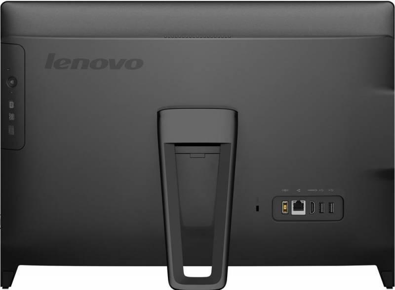"""Моноблок 19.5"""" Lenovo C20-00 черный - фото 3"""