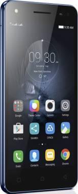 Смартфон Lenovo Vibe S1 Lite синий, встроенная память 16Gb, дисплей 5 1920x1080, Android 5.1, камера 13Mpix, поддержка 3G, 4G, 2Sim, 802.11bgn, BT, GPS, FM радио, microSD до 32Gb (PA2W0008RU)