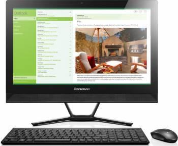Моноблок 21.5 Lenovo C40-30 черный