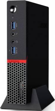 ПК Lenovo ThinkCentre M600 TINY slim P N3700/4Gb/500Gb 7.2k/Windows 10 64-bit/WiFi/клавиатура/мышь/черный