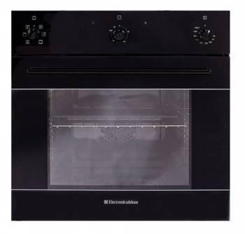 Духовой шкаф электрический Electronicsdeluxe 6006.03 эшв-003 черный