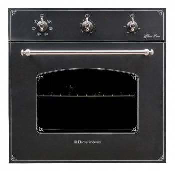 Духовой шкаф электрический Electronicsdeluxe 6006.03 эшв-011 черный матовый