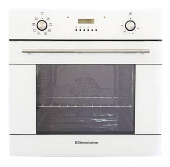 Духовой шкаф электрический Electronicsdeluxe 6009.02 эшв-012 белый