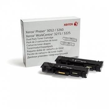 Двойная упаковка картриджей Xerox 106R02782 черный